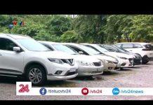 Xem Thiếu trầm trọng chỗ đỗ xe ô tô tại chung cư Hà Nội| VTV24