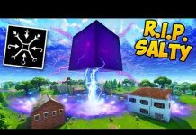 View *LEAKED* Cube Will DESTROY SALTY SPRINGS! – Fortnite Funny Fails and WTF Moments! #312