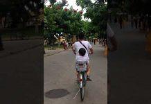 Xem 8/2018 đạp xe ở hội an