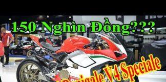 """Xem Bỏ ra 150 nghìn đồng có """"cơ hội"""" sở hữu Ducati Panigale V4 Speciale"""