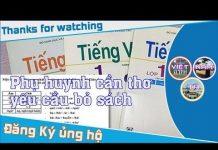 Phụ huynh cần thơ yêu cầu bỏ sách Tiếng Việt công nghệ giáo dục