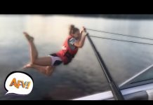 View Best Water Fails 8!   AFV Funniest Videos 2018