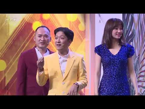 Xem Diệu Nhi không hổ danh  thánh lầy  showbiz   HTV 7 NỤ CƯỜI XUÂN   7NCX #19 FULL   31 3 2018