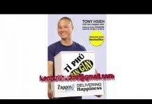 Xem Audio Sách Nói Khởi Nghiệp  – Tỷ Phú Bán Giày – Tony Hsieh FULL