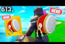 View *NEW* DRUM BACKPACK *COMING SOON*..?! Fortnite Funny WTF Fails and Daily Best Moments Ep.613
