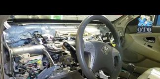 Xem [Xe oto] Cach thao Tap lo xe Toyota Camry.#109.