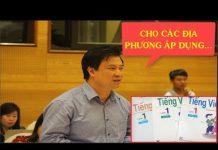 Bộ GD&ĐT lần đầu tiên lên tiếng về Sách Công nghệ giáo dục, đánh vần Tiếng Việt mới – News Tube