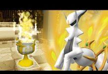 Xem Cách Triệu Hồi Arceus POKEMON HUYỀN THOẠI Trong Pixelmon    Vũ Liz Minecraft