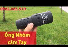 Địa chỉ bán ống nhòm du lịch 1 mắt 40×60 giá rẻ Tại Hà Nội