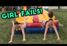 View THE BEST GIRL FAILS OF 2018 | Funny Fail Compilation