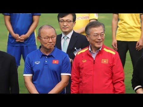 HLV Park Hang Seo giống như Đại sứ du lịch, ông đã đem đến điều kỳ diệu cho Việt Nam và Hàn Quốc