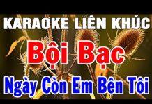 Xem Karaoke Liên Khúc Bolero Nhạc Sến Trữ Tình | Nhạc Sống karaoke LK Nhạc Vàng Bội Bạc | Trọng Hiếu