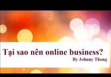 Xem Tư Duy Làm Giàu Khởi Nghiệp Online Business