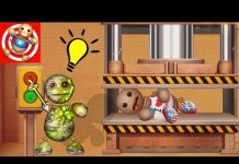 View Kick The Buddy | Funny Buddy Witch Machines vs Bio Weapons Android Gameplay (Android,iOS)