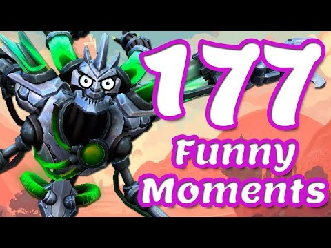 View Heroes of the Storm: WP and Funny Moments #177