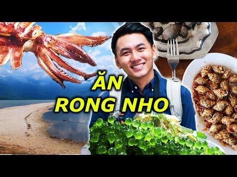 ĂN HẢI SẢN ở Huế – Đèo Hải Vân – Lăng Cô |Du lịch Huế #1