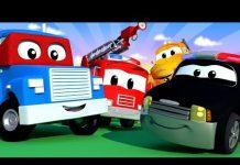 Xem Thành phố xe – phim hoạt hình dành cho thiếu nhi – Live Steam
