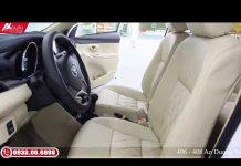 Xem Bọc Nệm Ghế Da Xe Hơi Cao Cấp Toyota Vios Tại Tp.HCM | AKauto
