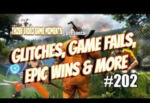 View Glitches, Game Fails, Epic & Funny Gaming Moments (SCUM, Bad Blood, Naruto to Boruto & more!) #202 😂