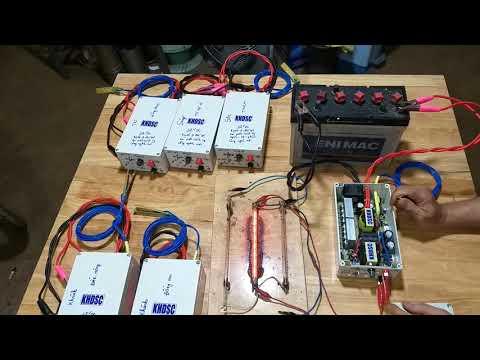 Test 6 Máy điện tử 8 fet( công nghệ mới) ship đến 6 Khách Hàng Ở 5 Tỉnh thành phố. KHDSC 0945893314
