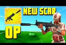 View *New* Suppressed Assault Rifle Best Plays ! Fortnite Op & Funny Moments