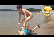 View Cute Kids Water Fails! Funny Baby Videos Compilation June 2018