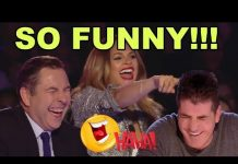 View TOP 10 MOST FUNNY & HILARIOUS AUDITIONS ON BRITAIN'S GOT TALENT OF ALL TIMES!