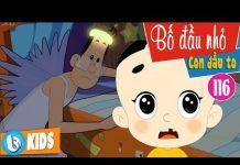 Xem Nàng Tiên Răng Bố – Phim Hoạt Hình Vui Nhộn BỐ ĐẦU NHỎ CON ĐẦU TO – Tập 116