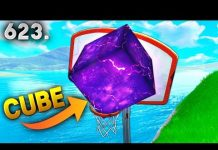 View *first ever* CUBE BASKETBALL SHOT..!!! Fortnite Funny WTF Fails and Daily Best Moments Ep.623