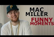 View Mac Miller FUNNY MOMENTS (BEST COMPILATION)