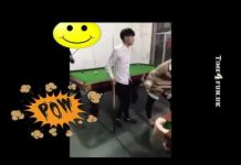 View 2 Balls Shooting Pool  – Funny Billiards Fails