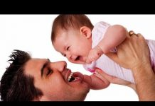 View Funny Cute Baby Laugh Together Daddy Moments – Baby And Daddy Video
