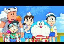 Xem Doraemon: Nobita Và Đảo Giấu Vàng (Full) | LK Nhạc Trẻ Remix Lồng Phim Anime Phiêu Lưu Hài Hước ✔