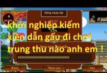 Xem Ninja School Online | Khởi nghiệp thành công vòng quay may mắn !!
