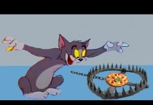Xem Tom and Jerry 2018   Puss Gets the Boot + Smarty Cat    Cartoon For Kids