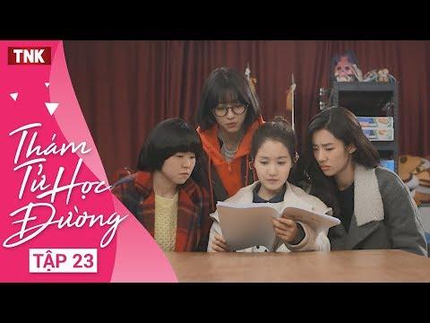 Xem Thám Tử Học Đường Tập 23 [ FULL HD ] | Phim Truyện Hàn Quốc Lồng Tiếng Đặc Sắc