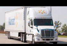Xem Walmart mướn tài xế xe tải, trả $86.000/ năm
