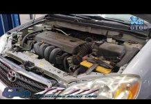 Xem [Xe oto] Xe Toyota Corolla/Altis Chi tiết quy trình bảo dưỡng toàn xe tại nhà.Ph1