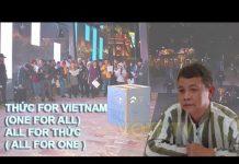 Nhiều 'Khách Du Lịch' đã ghé lại hà hơi tiếp sức – TLNT Trần Huỳnh Duy Thức #Vote Tv