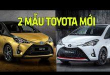 Xem Toyota sẽ tung ra 2 mẫu Hatchback mới | Tin Xe Hơi