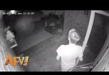 View Funniest Security Camera Moments 2 | AFV Funny Fails Compilation