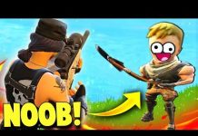 View THE WORLDS BIGGEST NOOB ON FORTNITE…(Fortnite Battle Royale Funny Moments)