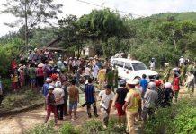 Xem Toàn cảnh hiện trường vụ tai nạn xe bồn đâm xe khách ở Lai Châu 13 người thiệt mạng