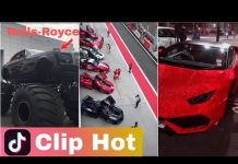 Xem Tik Tok VN 🧡 Hội con nhà giàu khoe những siêu xe đắt giá trên Tik Tok 🤩