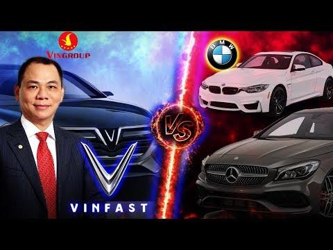 Xem XE VINFAST CỦA VINGROUP: Lợi Thế Nào Cạnh Tranh Với Mercedes-Benz, BMW, Audi, Lexus Tại Việt Nam?