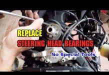 Xem HƯỚNG DẪN BẢO DƯỠNG BI CỔ PHỐT XE PKL(Replace Steering Head Bearings Motorcycle)