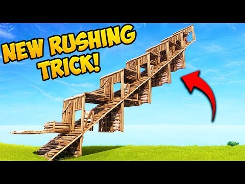 View *EPIC TRICK* New Method of Rushing..!! – Fortnite Funny Fails and WTF Moments! #322