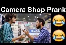 View Camera Shop Prank in Pakistan | Very funny