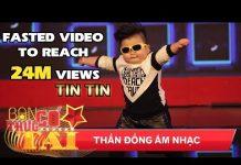 Xem TIN TIN – Thần đồng âm nhạc Việt Nam 2016 khi chỉ mới 4 tuổi