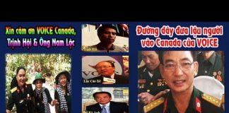 """Xem Chân dung gia đình cán bộ CSVN mà VOICE-Trịnh Hội-Nam Lộc-Đỗ Kỳ Anh mô tả là """"vô tổ quốc và lưu lạc"""""""